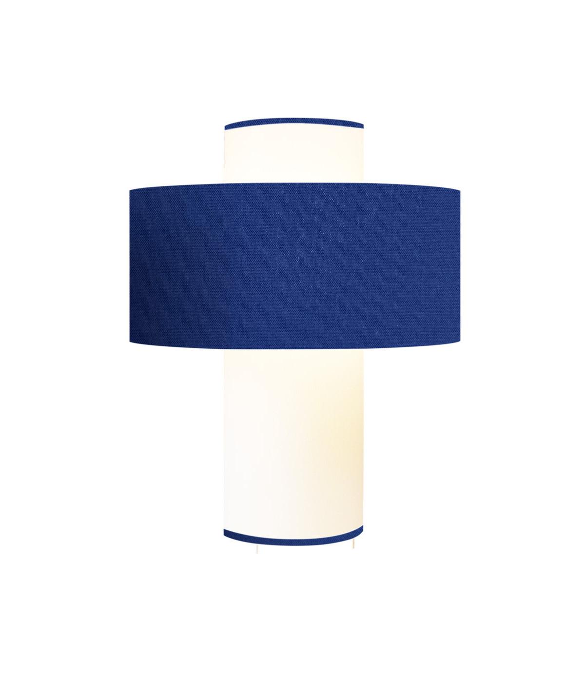 Lampe Emilio Bleu