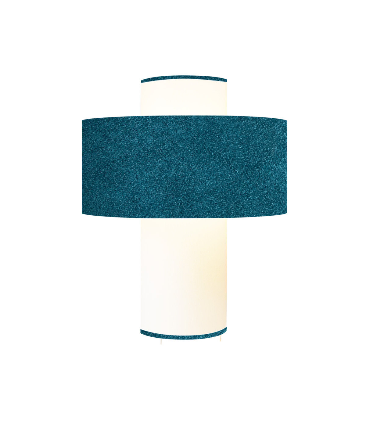 Lampe Emilio Bleu doud