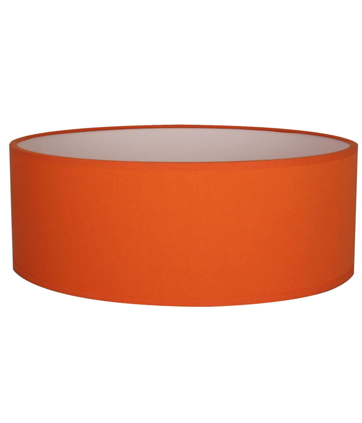 Abat-jour Oval Orange