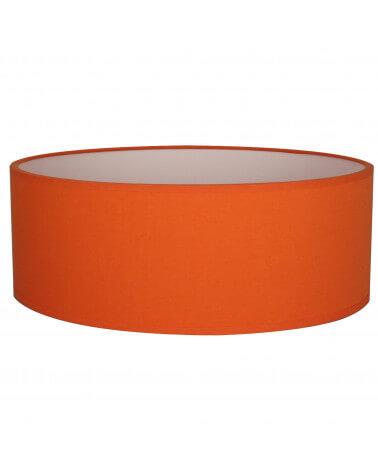 Abat-jour Oval Orange