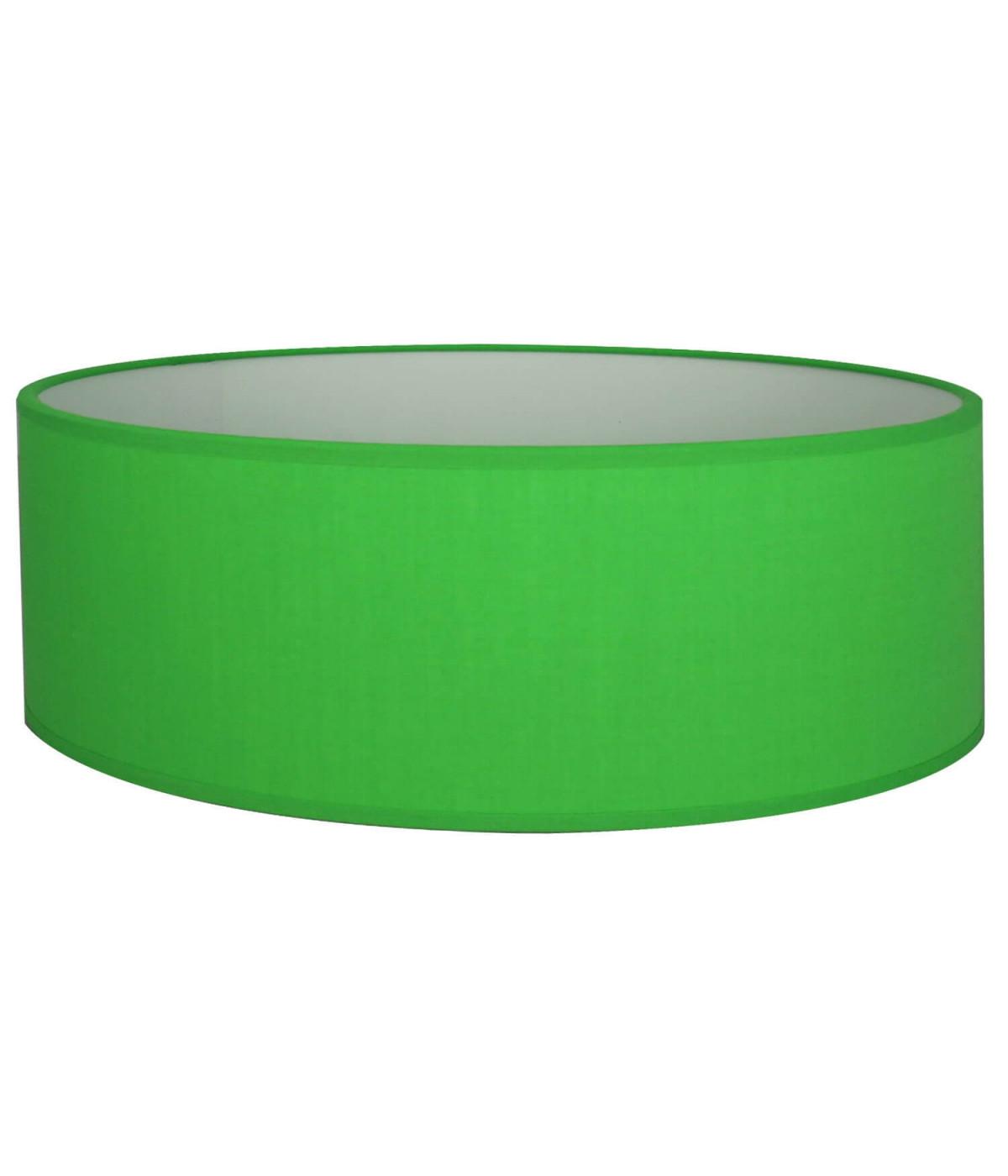 Abat-jour Oval Vert electrique