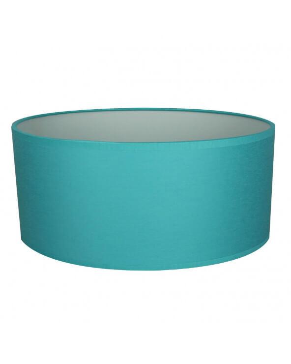 Abat-jour Oval Bleu turquoise