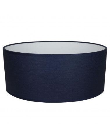 Abat-jour Oval Bleu marine