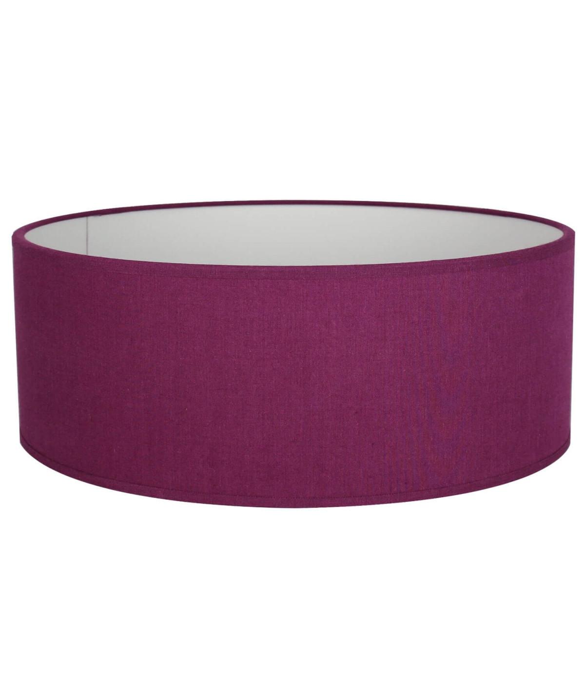 Abat-jour Oval Violet