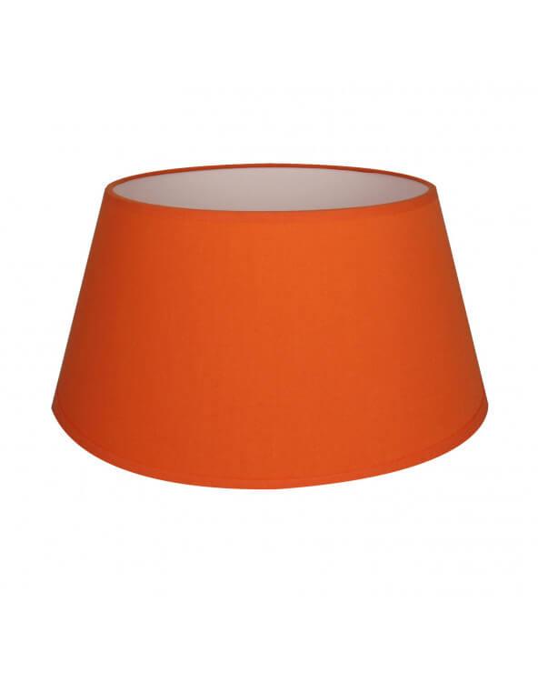 Abat-jour Conique Orange
