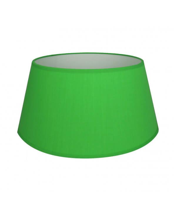 Abat-jour Conique Vert electrique