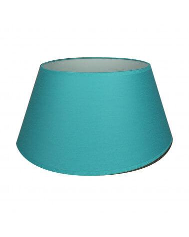 Abat-jour Conique Bleu turquoise