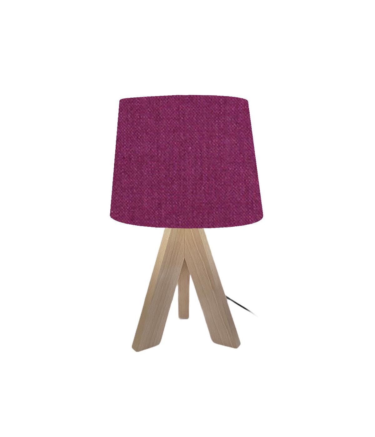 Lampe de Chevet Tripod - 24 coloris