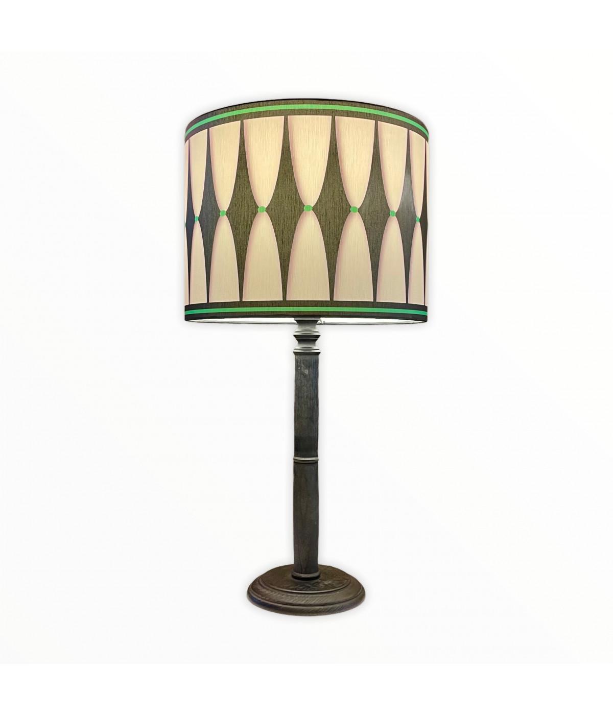 Lampe Instant Noir & Vert