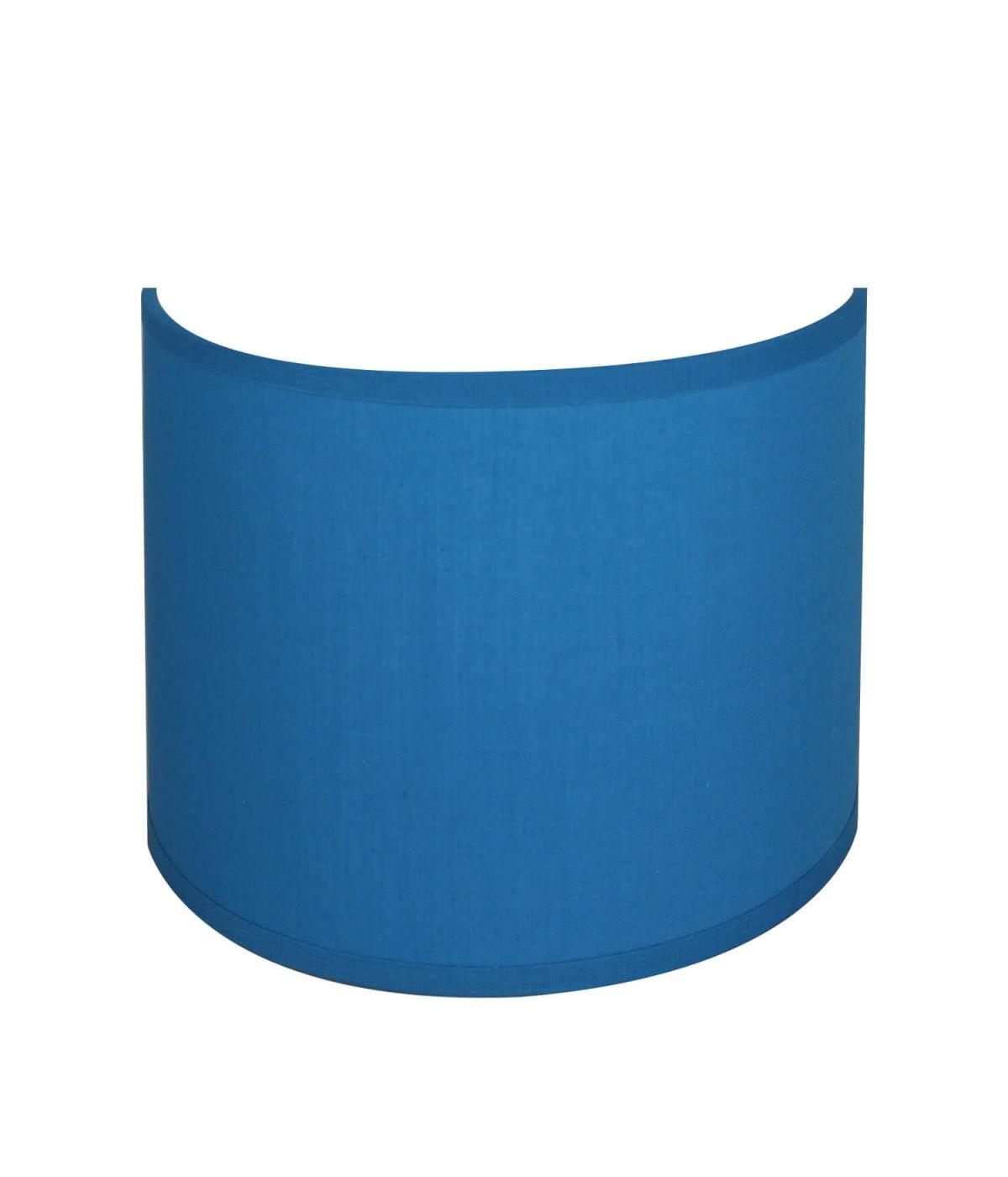 applique ronde bleu