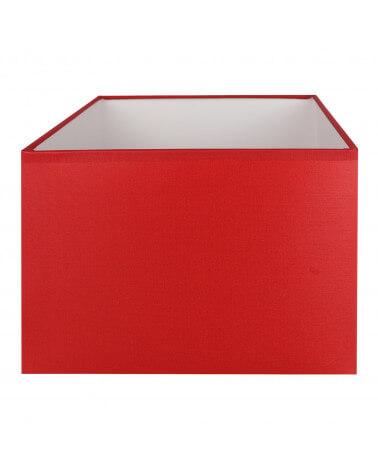 Abat-jour rectangle Rouge