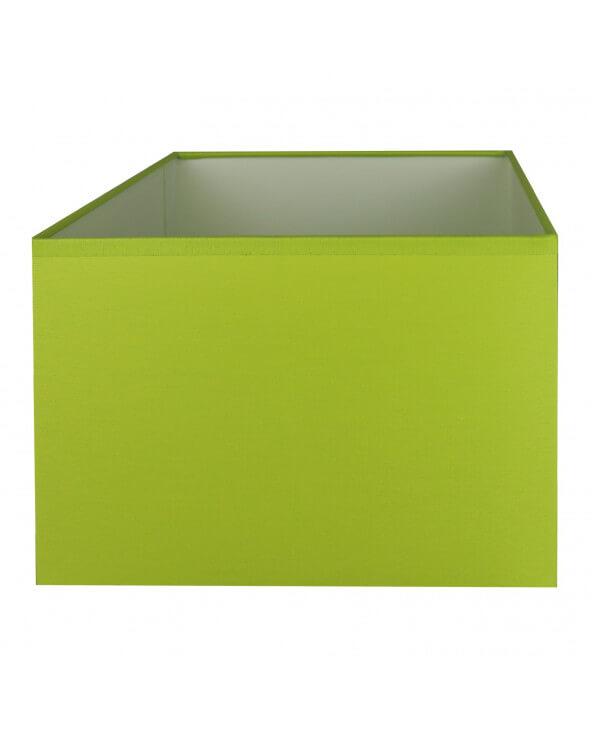 Abat-jour rectangle Vert pomme
