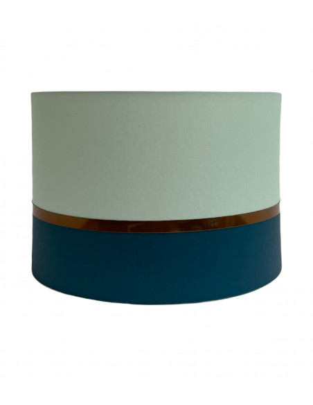 Abat-jour chevet Bleu Vert Collection Kharani
