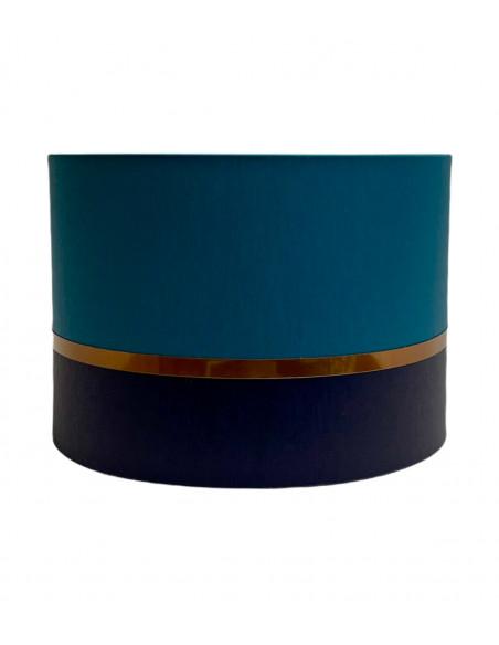 Abat-jour Lampadaire Bleu Collection Kharani