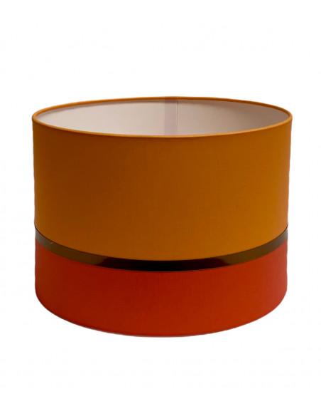Abat-jour Lampadaire Orange Collection Kharani