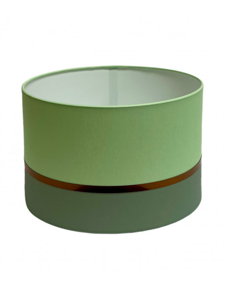 Abat-jour Lampadaire Vert Collection Kharani