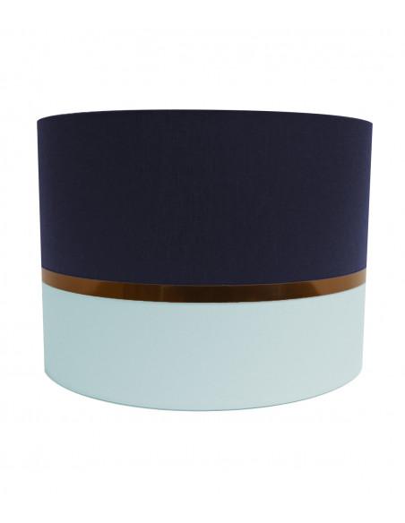 Abat-jour Lampadaire Bleu Marine