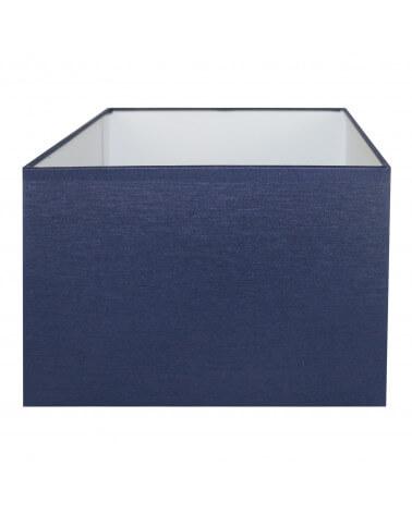 Abat-jour rectangle Bleu marine