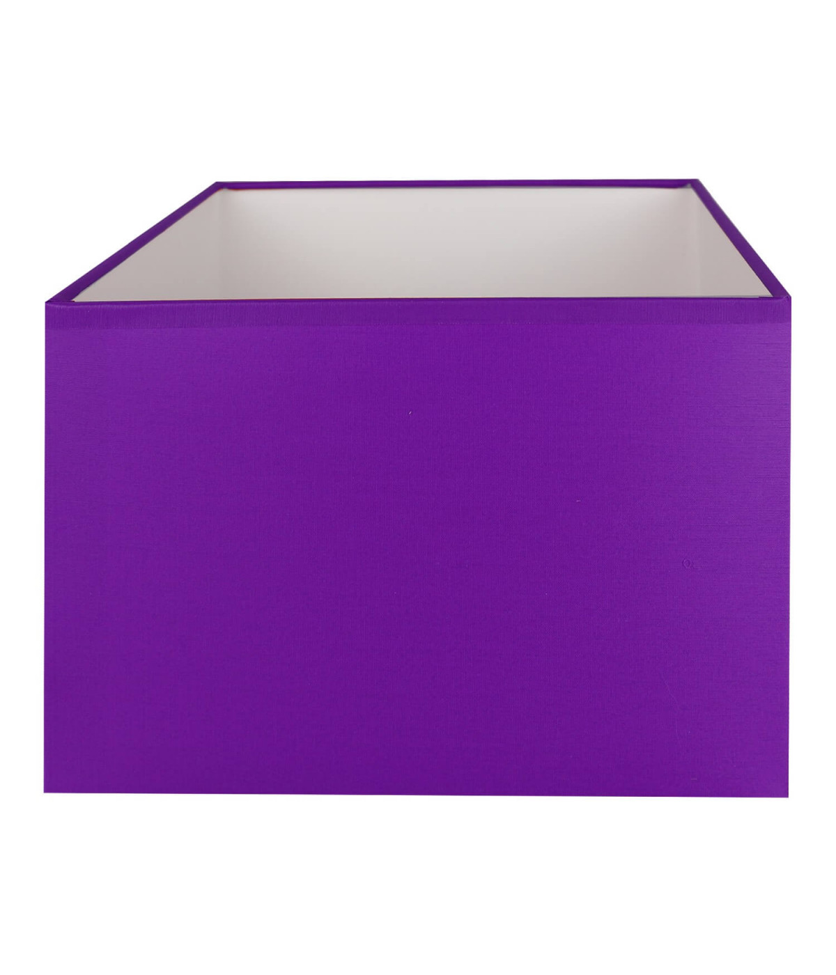 Abat-jour rectangle Violet