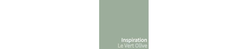 Abat-jour tendance vert olive