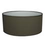 Abat-jour Oval Taupe